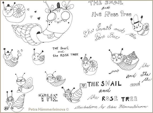 snail sketch 2 haemmerleinova