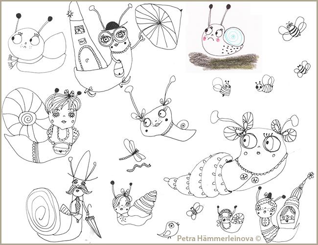 snail sketch haemmerleinova 3