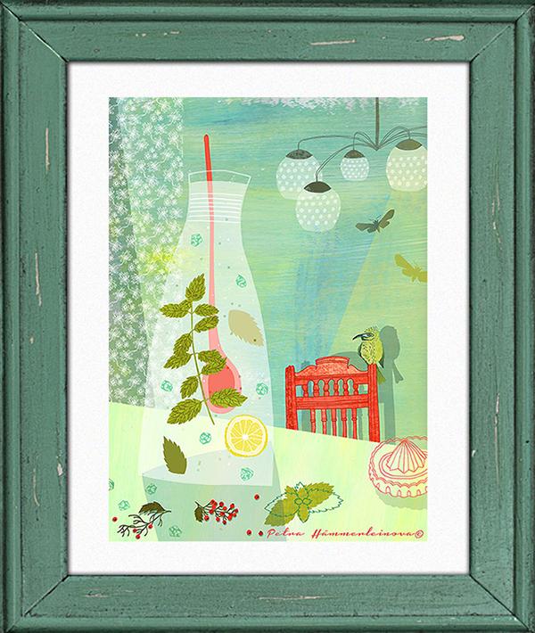 limonade by Petra Haemmerleinova