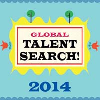 Global talent search 2014